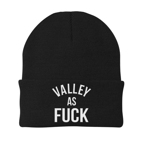 VALLEY AS FUCK BEANIE