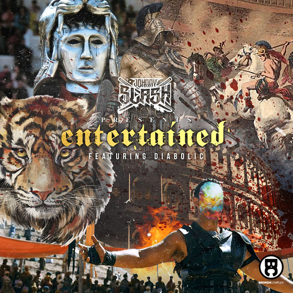 Entertained feat. Diabolic (Single)