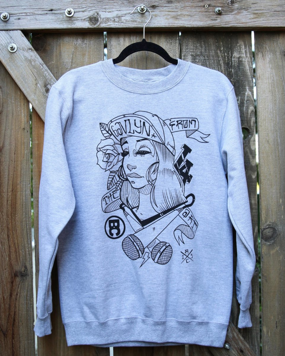 GAVLYN CREWNECK SWEATER