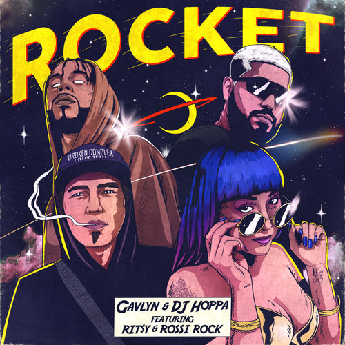 Rocket Feat. Rit$y & Rossi Rock (Single)