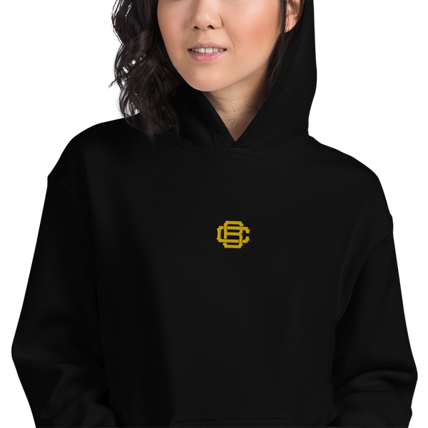 BC Monogram Hooded Sweatshirt