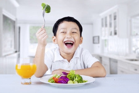 6 Tips to Help Your Kids Eat Healthy