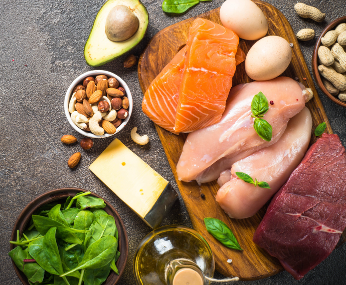 Become a Fat Burning Machine with these Keto Diet Plans Delivered to You