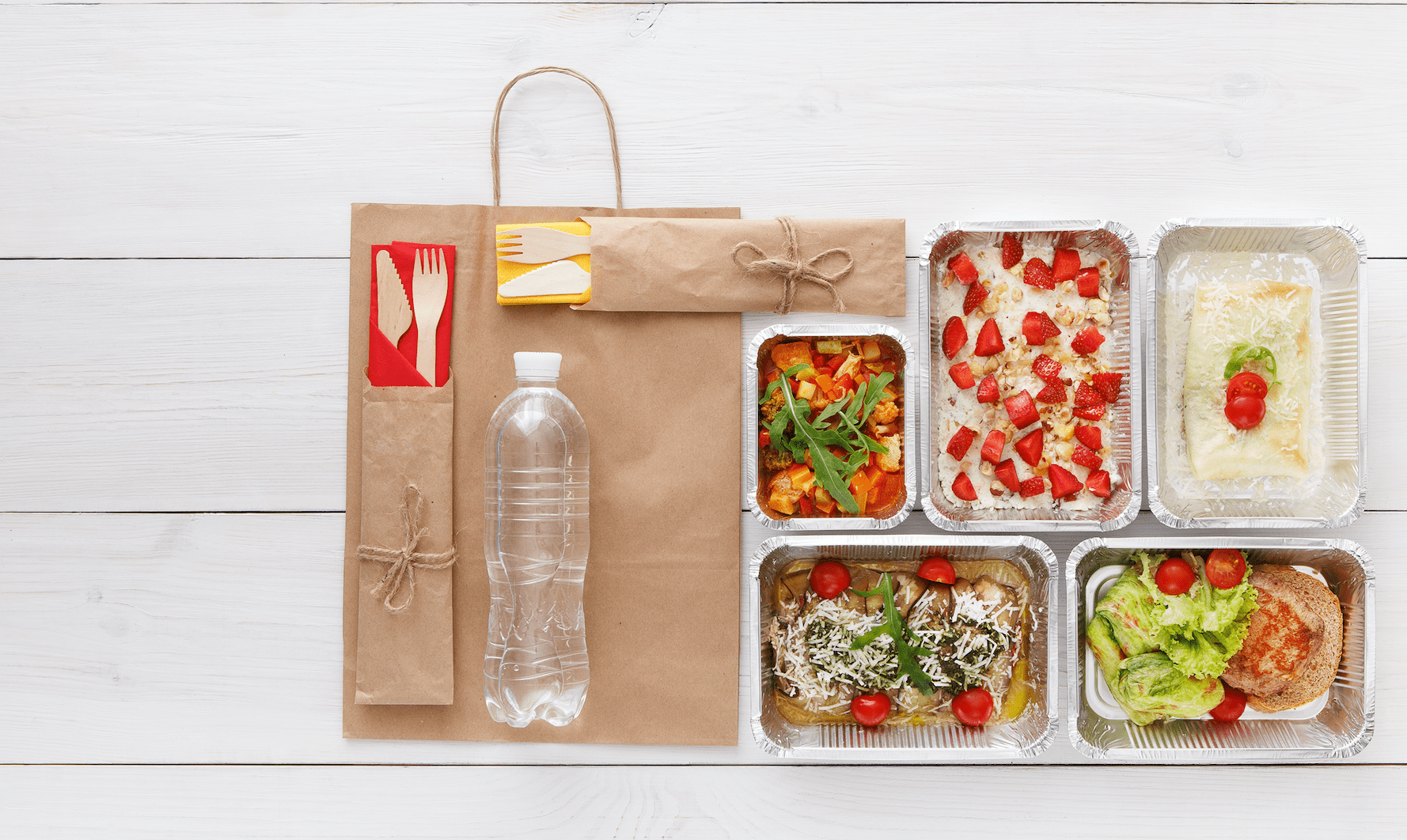 St. Louis' #1 Meal Prep Delivery Service