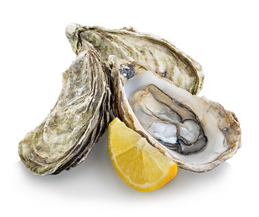 Foods to Combat the Flu - Oysters