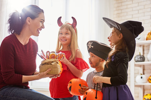 5 healthy DIY Halloween Recipes for Kids