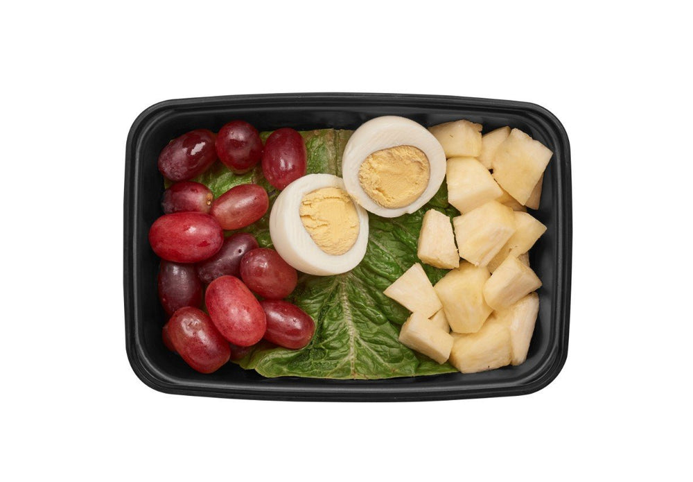 Egg-cellent Snack - Pure Plates Healthy Snacks - Available for takeout or delivery in St. Louis