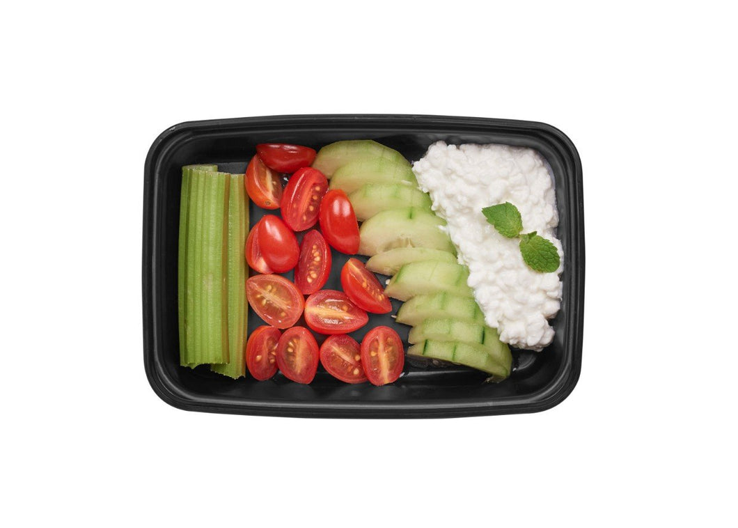 Garden Red, Green and White - Pure Plates healthy snacks for delivery or takeout near St. Louis