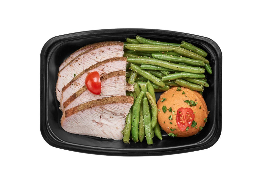 Herb Roasted Turkey - Pure Plates Healthy Turkey Dishes for take our or delivery in St. Louis