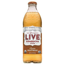 Live Kombucha - Revive Rootbeer - Pure Plates Healthy Drinks & Meals