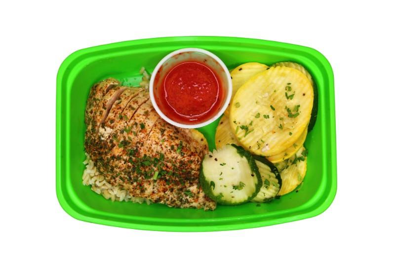 Healthy chicken meals near me (St. Louis)