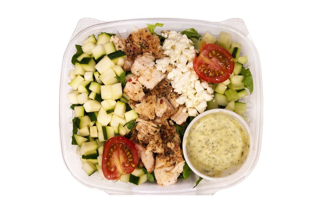 Six Pepper Chicken Salad
