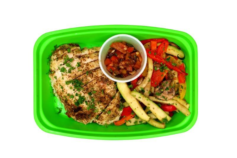 Pure Plates Healthy Chicken Turkey Dishes For Takeout Or Delivery