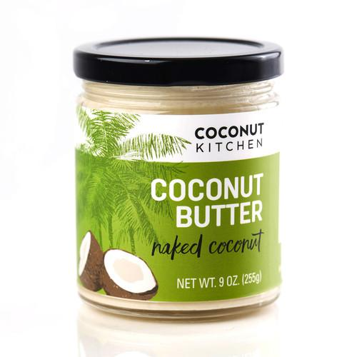 Organic Naked Coconut Butter - Healthy Snacks