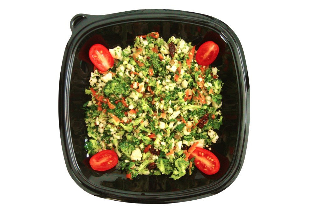 Detox Salad - Part of Pure Plates Healthy 5-Day Meal Plans