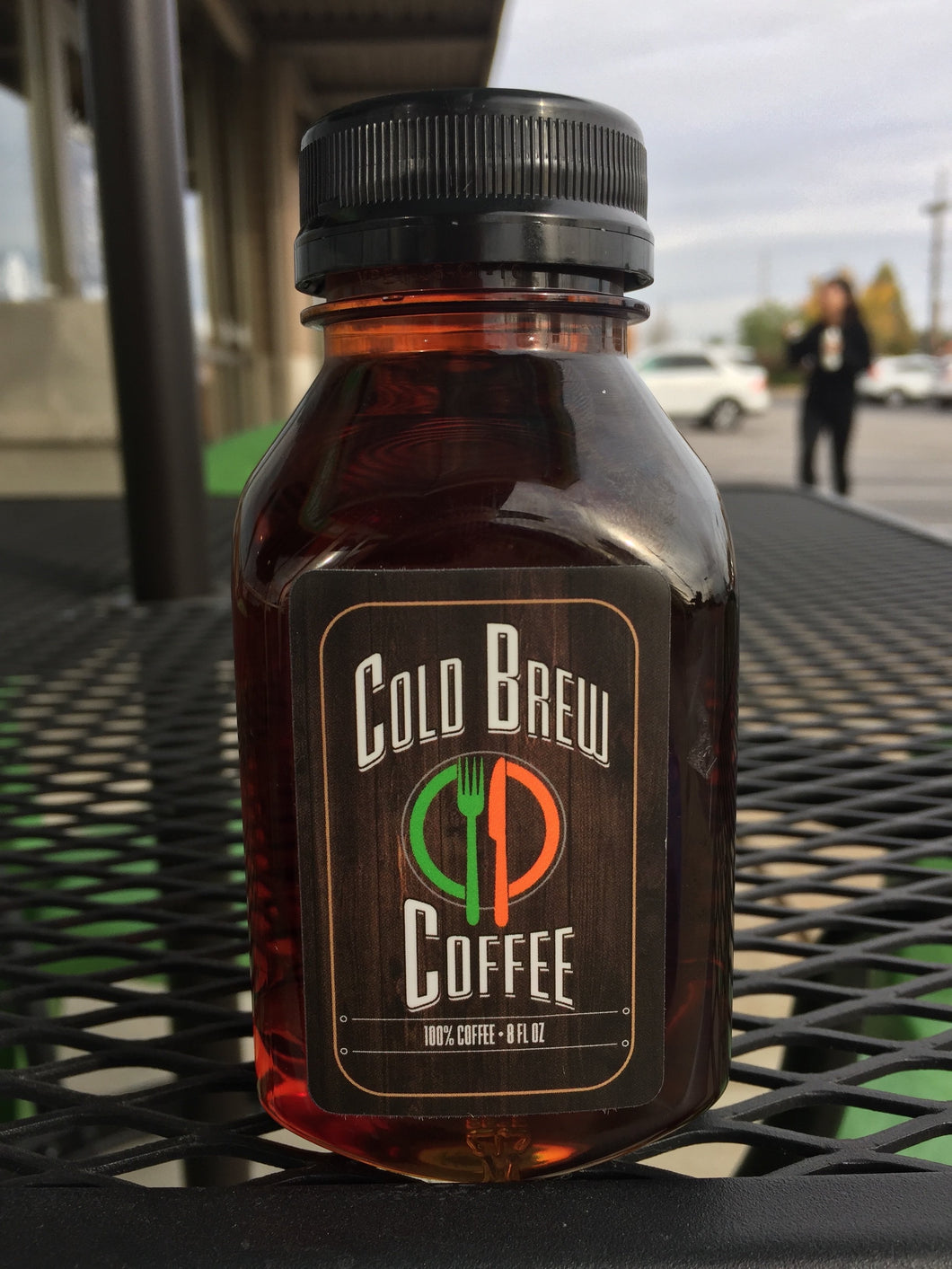 Cold Brew Coffee - 8 oz