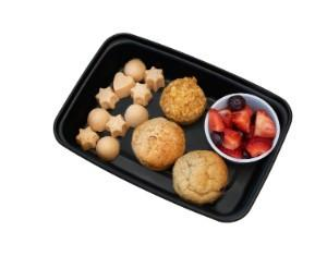 Snack Pack With Berries - Healthy meal plans and snacks near St. Louis