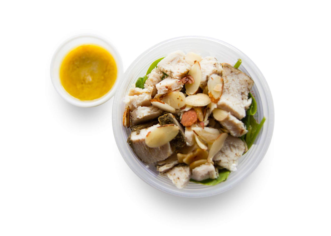 Harvest Apple Salad Shaker - Pure Plates Healthy Salads for takeout or delivery in St. Louis