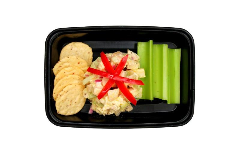 Curry Chicken Salad - Pure Plates 5-day healthy meal plan for delivery or takeout in St. Louis