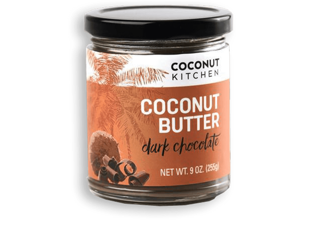 Organic Dark Chocolate Coconut Butter - 9 oz.