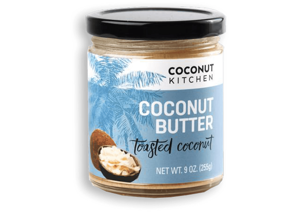 Organic Toasted Coconut Butter - 9 oz.