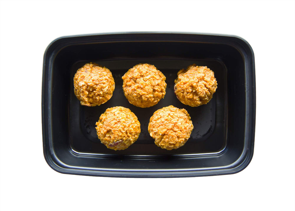 Protein Pumpkin Muffins - Healthy snacks & meals
