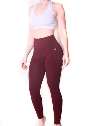 Cranberry Compression Tights