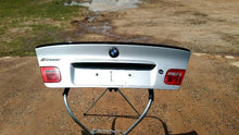 2001 2002 2003 BMW M3 /// Silver Coupe E46 Trunk Hatch OEM Lid