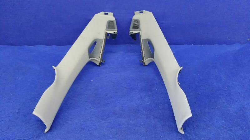 1999-2004 Porshe Interior Dash Trim Vents Bezel Left Right Pair Replacement