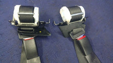 2015 2016 2017 Ford Mustang GT Rear Pair Left Right Seat Belts OEM Replacements