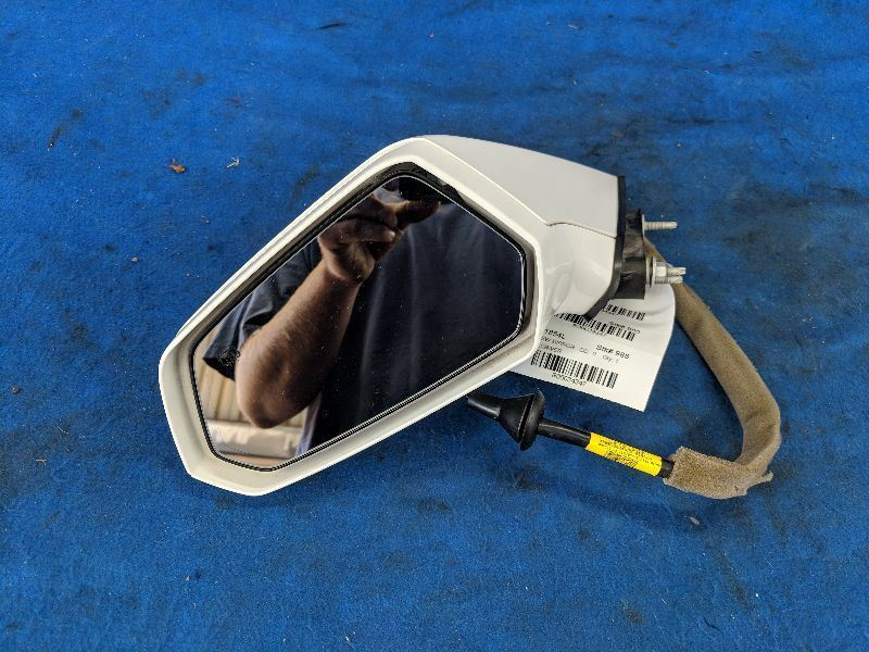 2010-2015 Chevrolet Camaro SS Left Driver Side View Mirror Power Heated Opt DD1