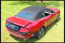 2015-2017 Ford Mustang GT Driver Left Side Quarter Glass Motor Convertible