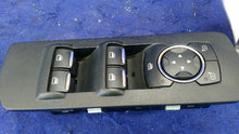 2015 Ford F150 Pickup SupercabLeft Side Front Door Switch Driver's Mirror Window