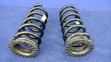 2011-2014 Ford Mustang Gt Rear Air Coil Springs Driver Passenger Left Right Pair