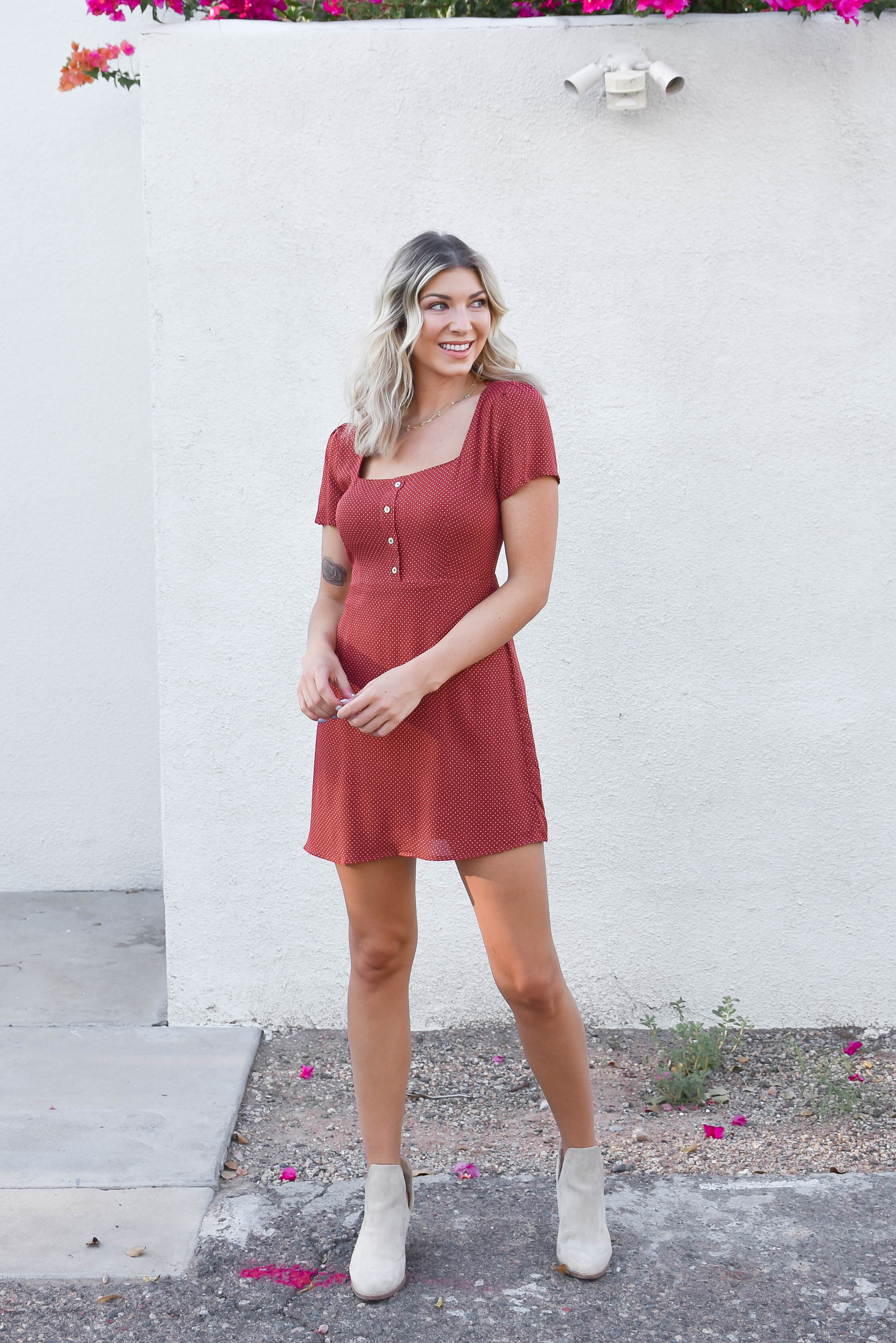 Dottie Aline Dress