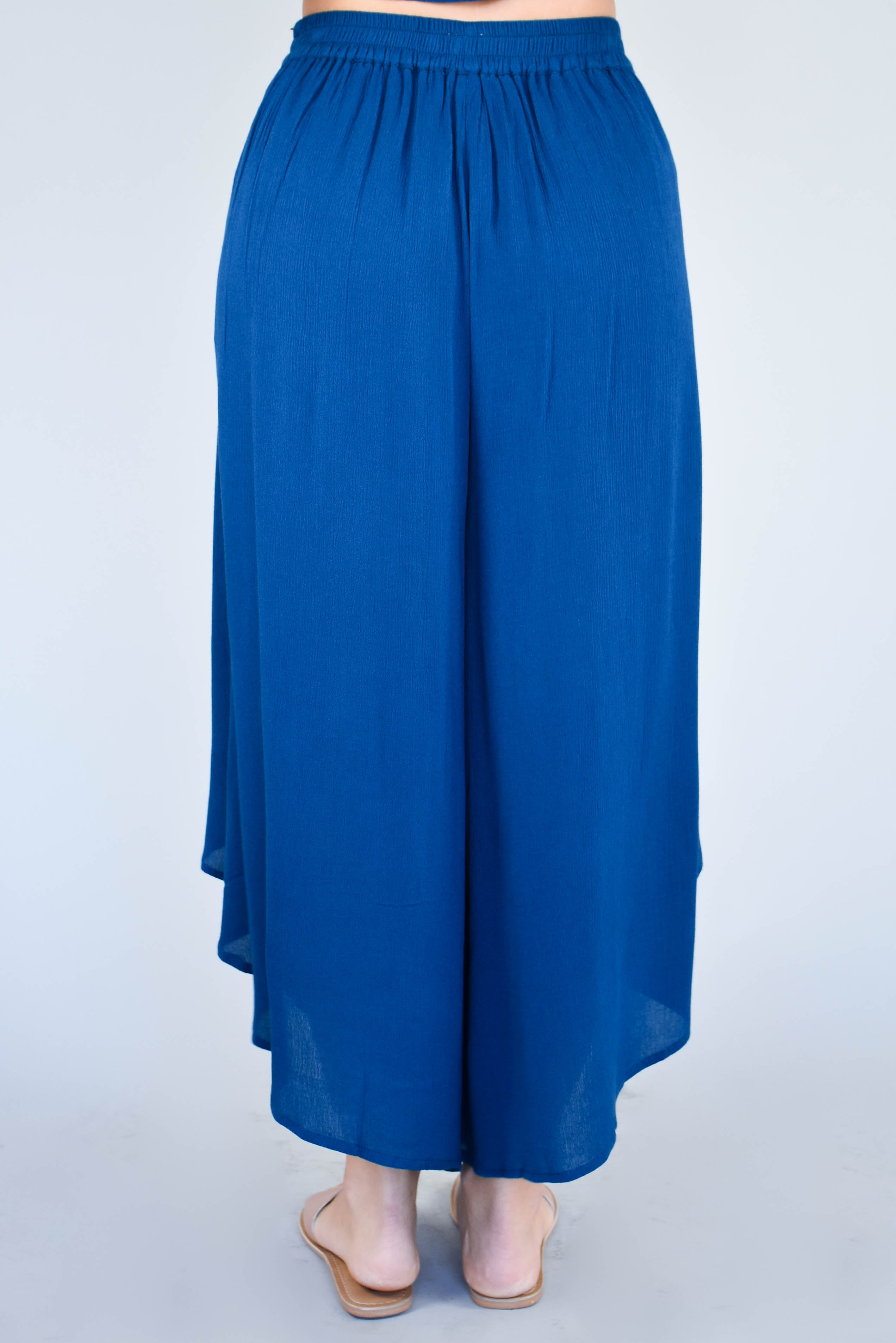 Blue Lagoon Split Pants