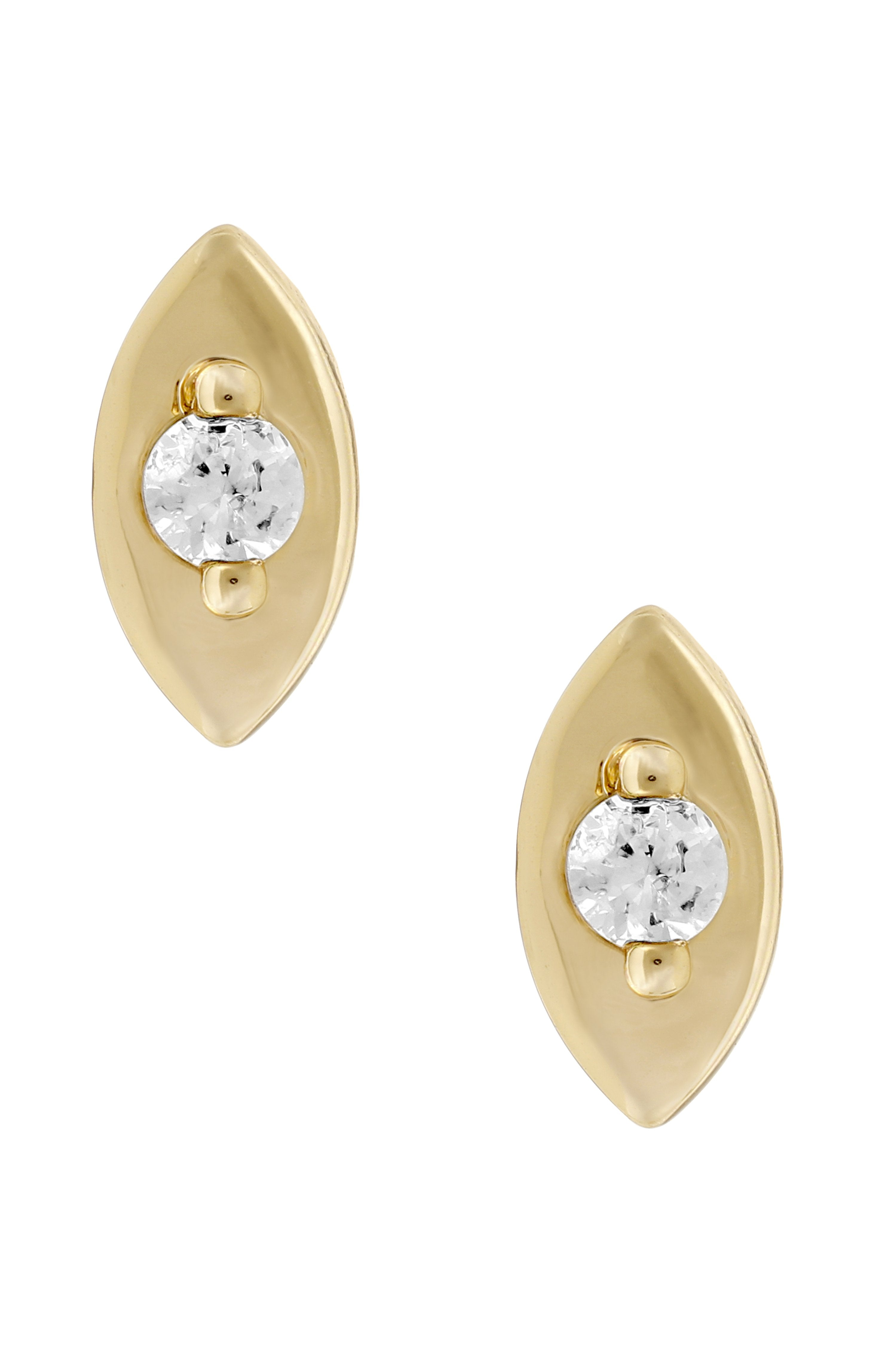 Five and Two Eden Stud Earring