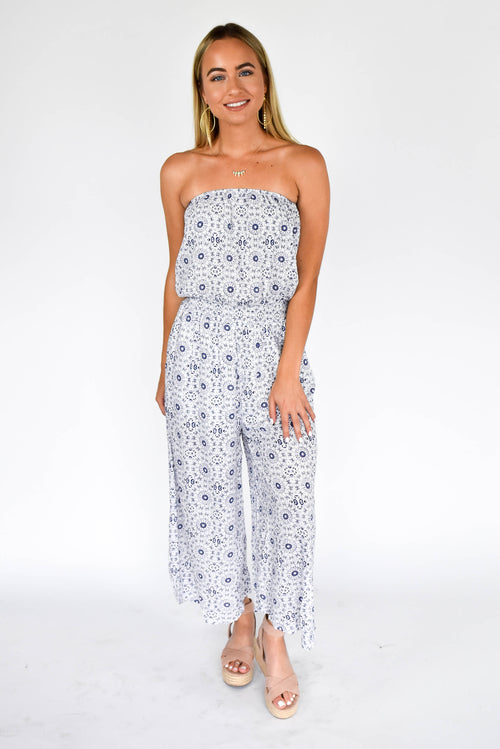 Daisy Day Jumpsuit