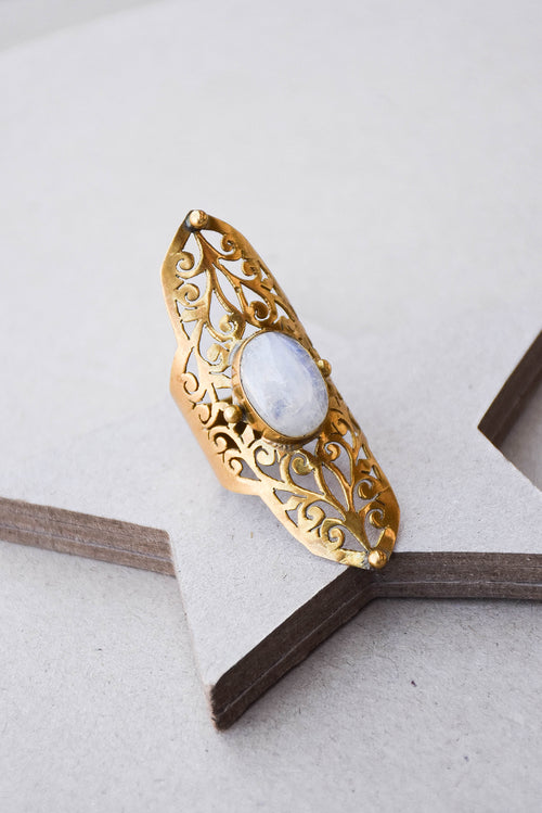 Goddess Ring (Gold)