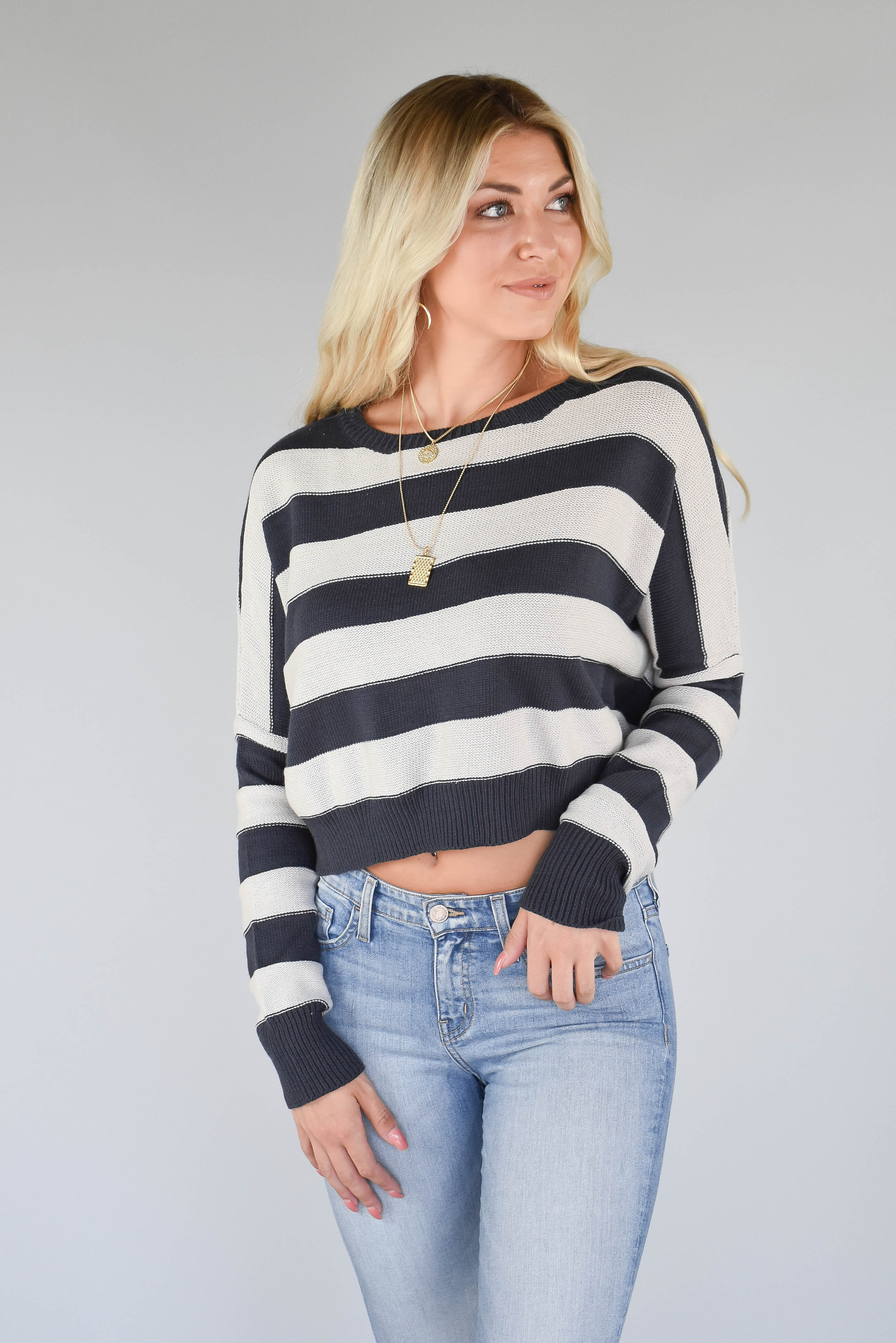 Portland Knit Sweater