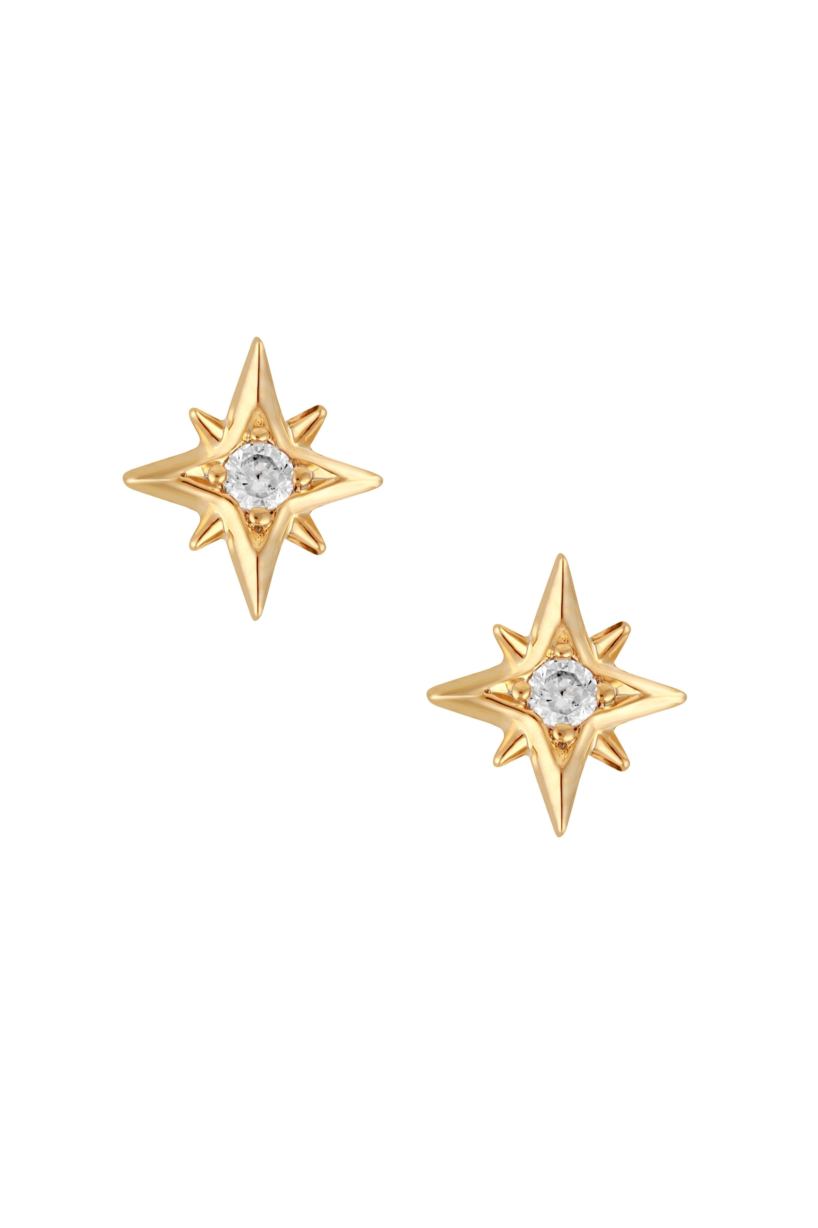 Five and Two Sydney Stud Earring