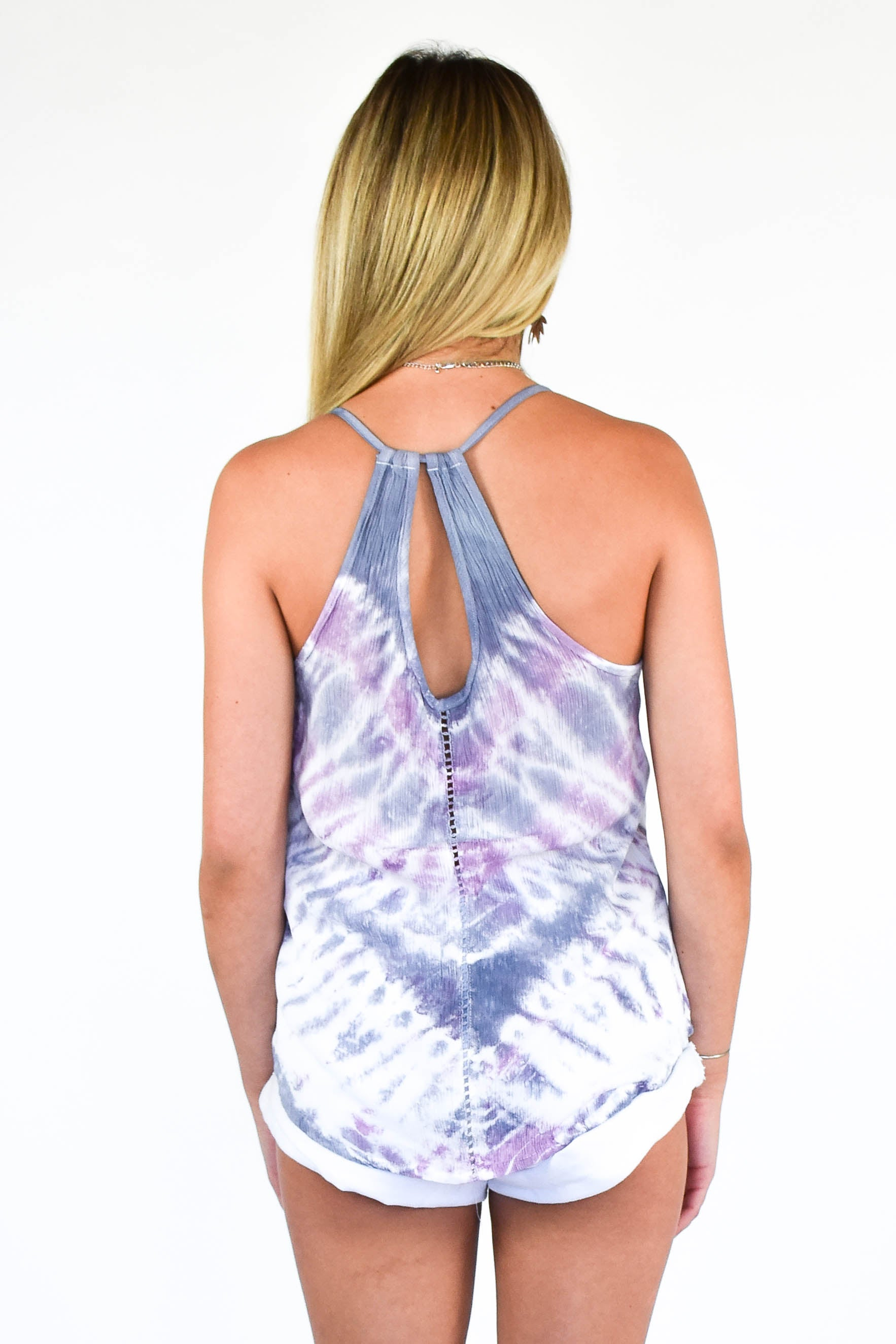 Tra Vida Shaney Top (Purple)
