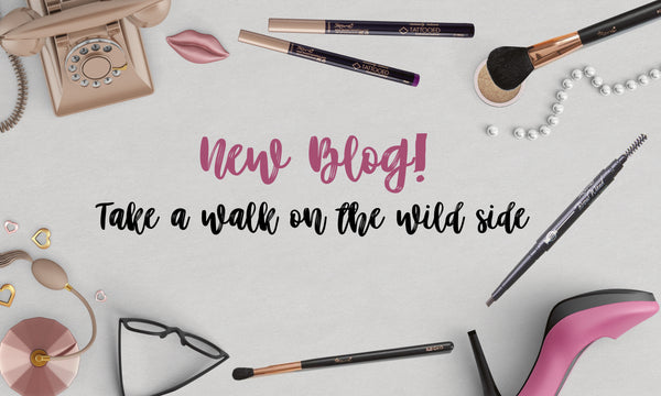 Take a walk on the wild side with mystical makeup looks