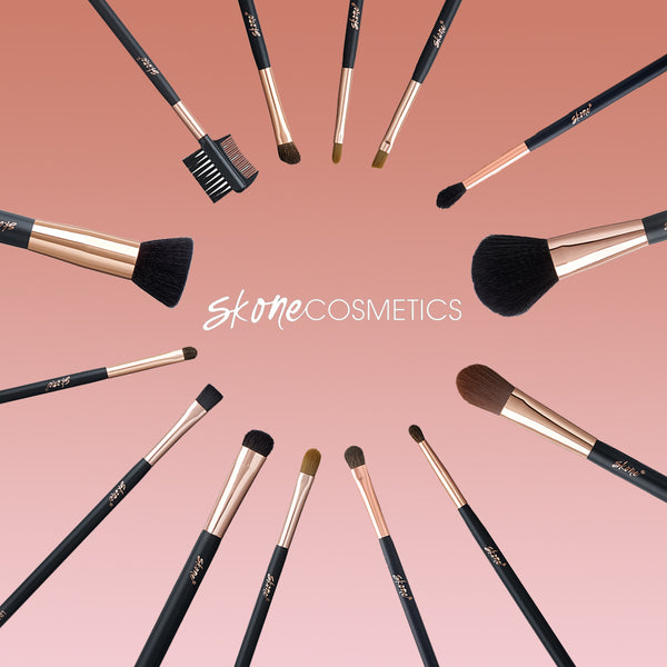 Building your brush collection? Find your new favorites in the Luxe Pro collection!