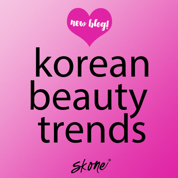 4 Korean beauty trends on the rise - and how to rock them!