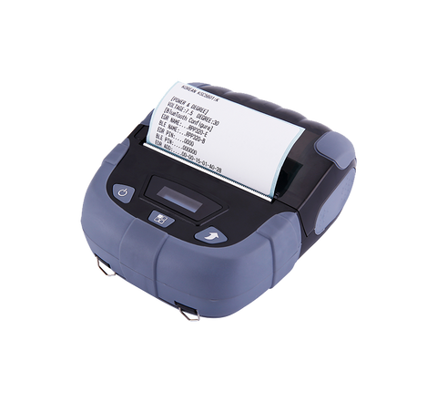 "Mobile Label Printer for 3"" Application, Direct Thermal, USB, Bluetooth, WIFI"