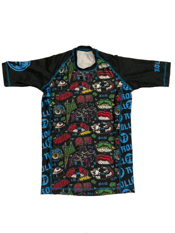 The Killer Rolls Rashguard
