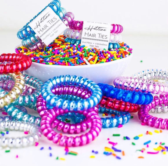 Hotline Hair Ties Grab Bag