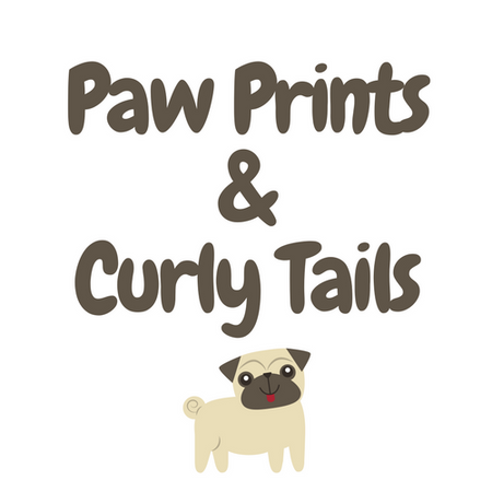 Paw Prints & Curly Tails