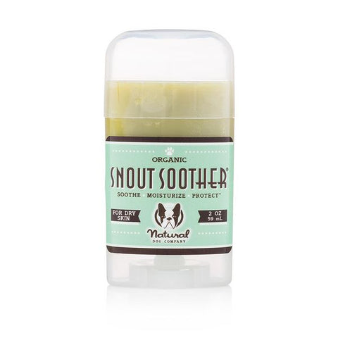 Natural Dog Co Snout Soother Balm - Stick - Paw Prints & Curly Tails